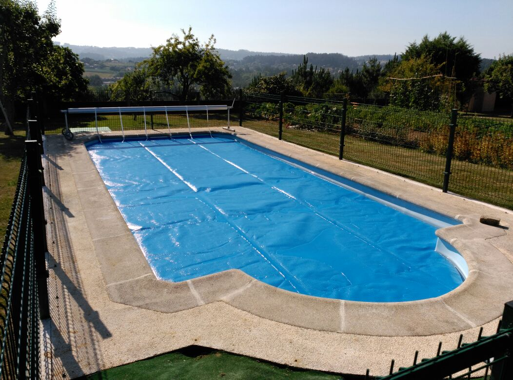 Lonas para tapar piscinas lona para cubrir piscinas with for Piscinas ramirez
